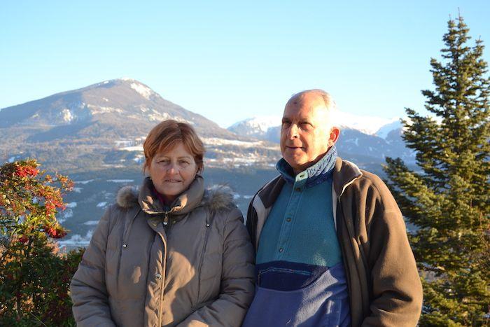 Marie-Joëlle et Richard Lenoir, des collectifs No-THT.