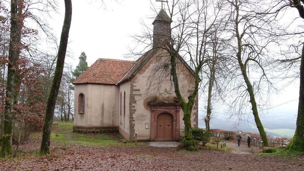 L'école des sorcières du Mont Saint Michel