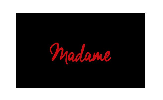 Lady Scarlet eau de toilette intime , avec Madame Marie-Line