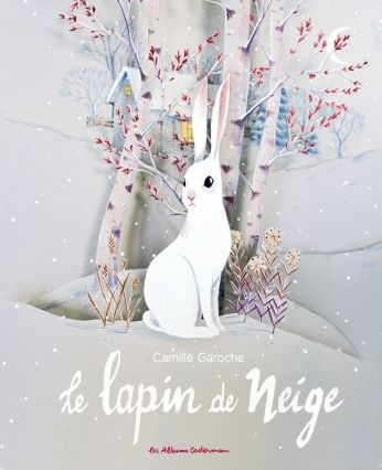 Le lapin de neige - Editions Casterman