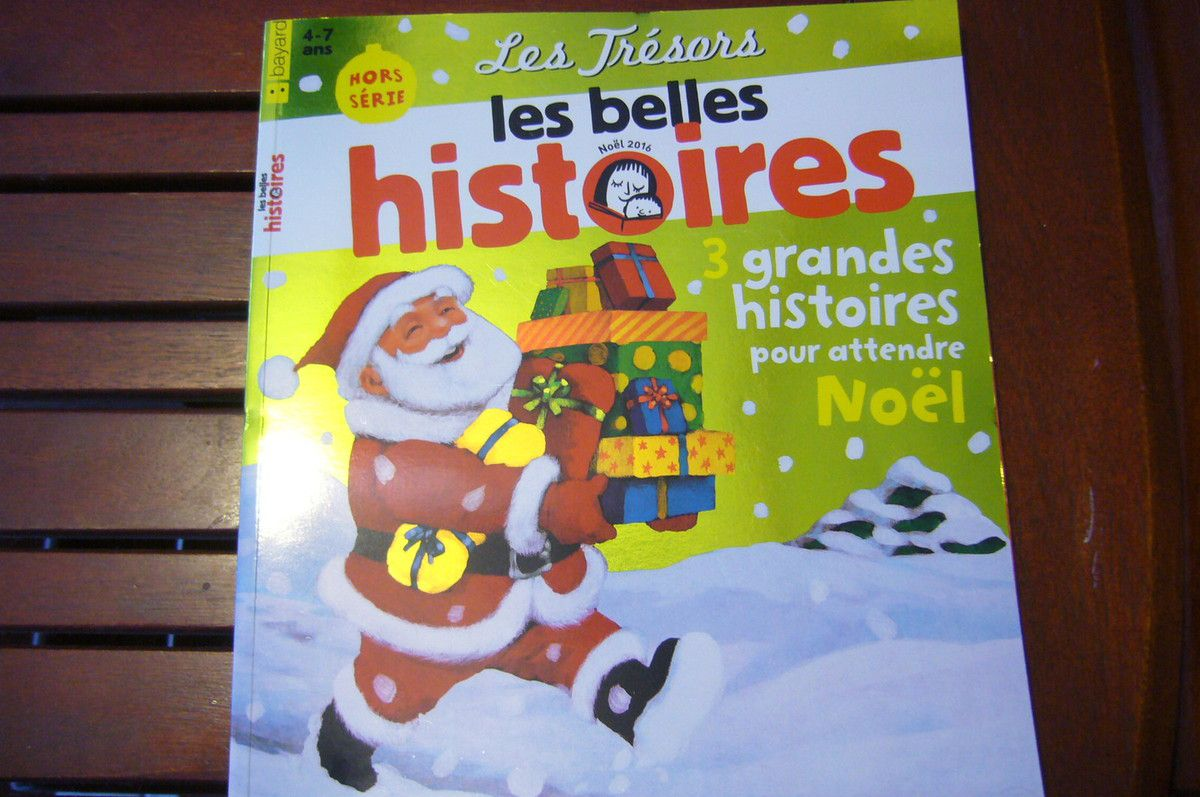 Les trésors - Les belles histoires - Editions Bayard