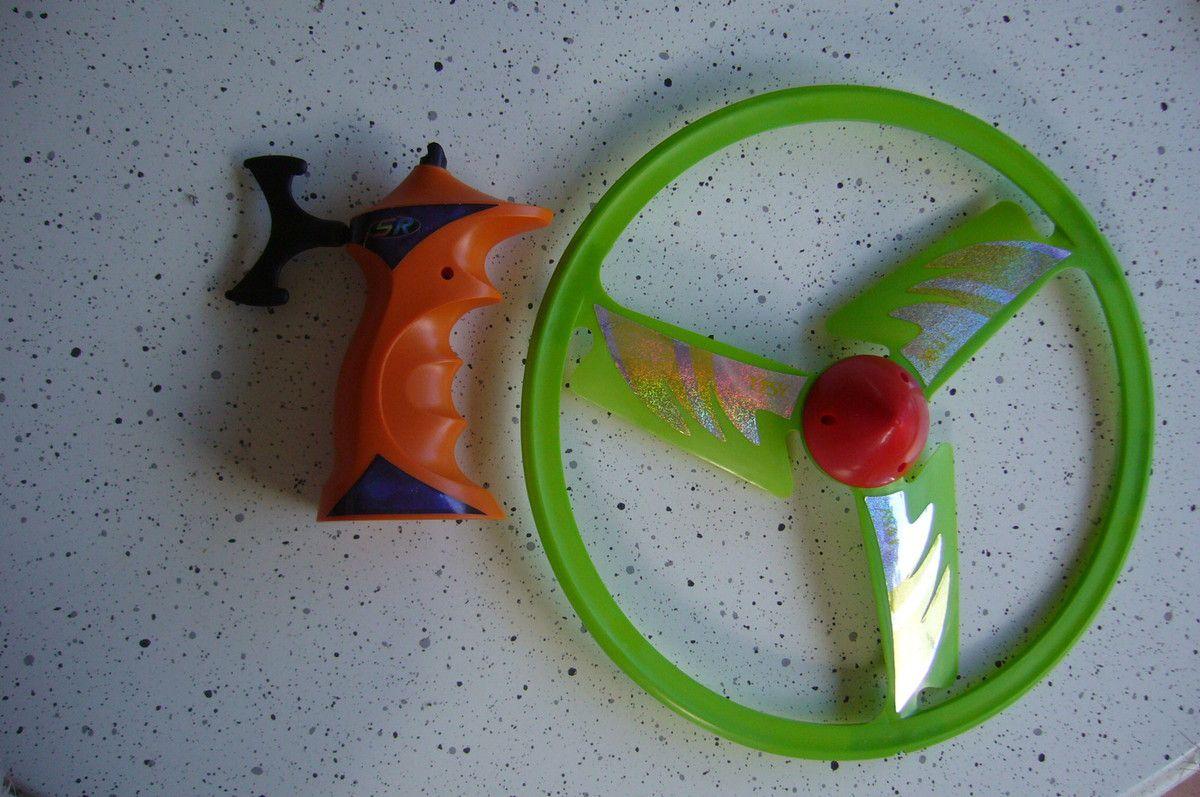 Space Rocker, le boomerang multifonctions nouvelle génération !