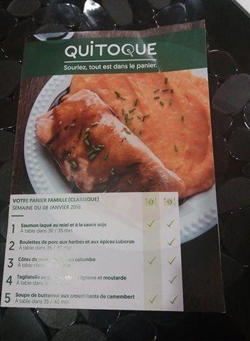 Toc toc ? C'est Quitoque qui s'invite ! BON PLAN