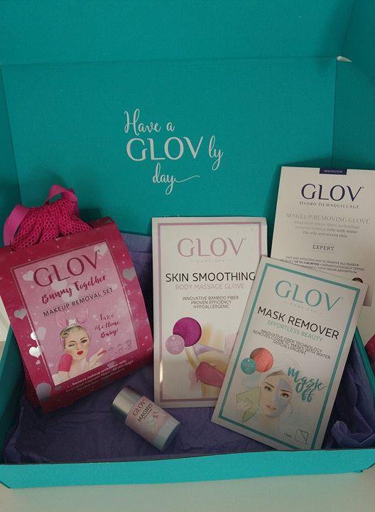 Notre Buny Together Set de la marque GLOV pour un démaquillage sain et naturel !