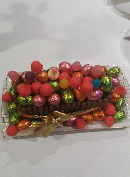 Notre Gâteau de Pâques - activité gourmande et manuelle pour enfants