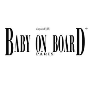 Mes indispensables, les accessoires de chez Baby On Board !