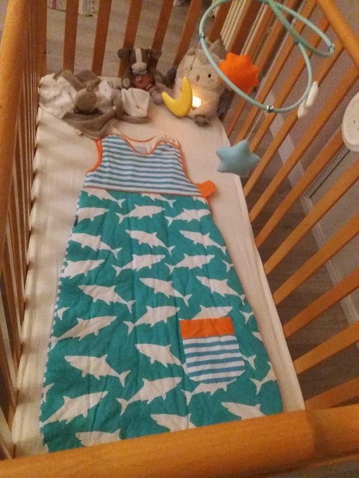 On veille sur votre sommeil avec l'Atelier de Morphée ! Présentation de notre matelas pour bébé 100% coco