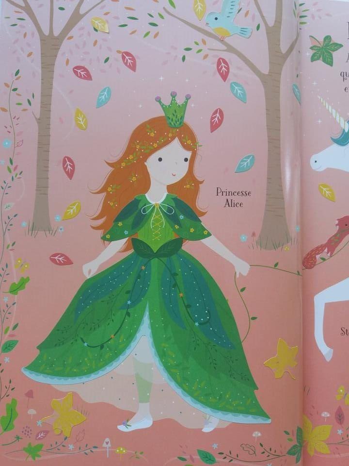 Licornes et princesses