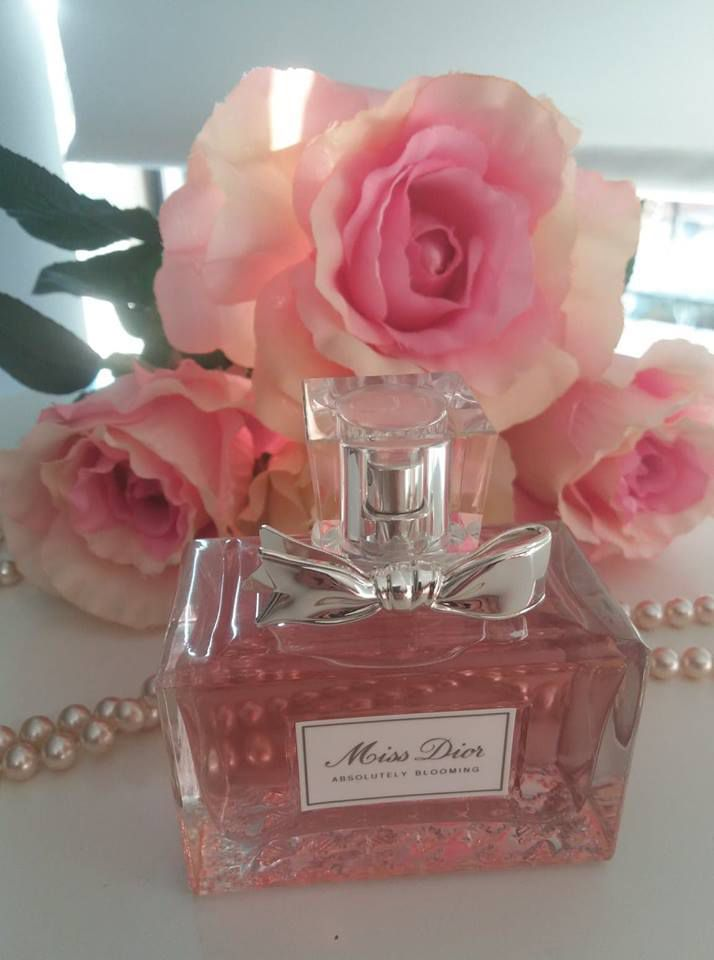 Mon parfum Miss Dior Absolutely Blooming chez Oïa Parfum.fr