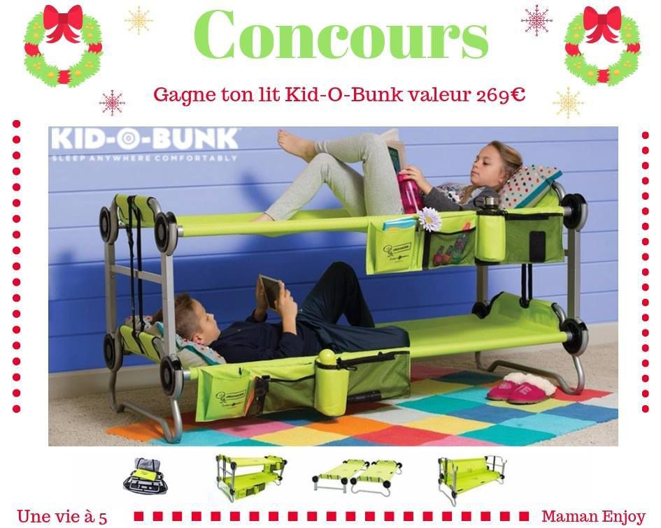 concours Kid O Bunk