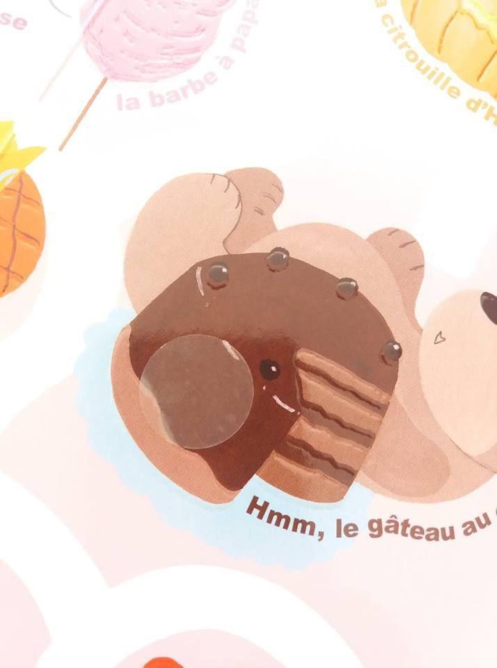 Imagidoux, mon imagier des odeurs Chez les Editions Gründ