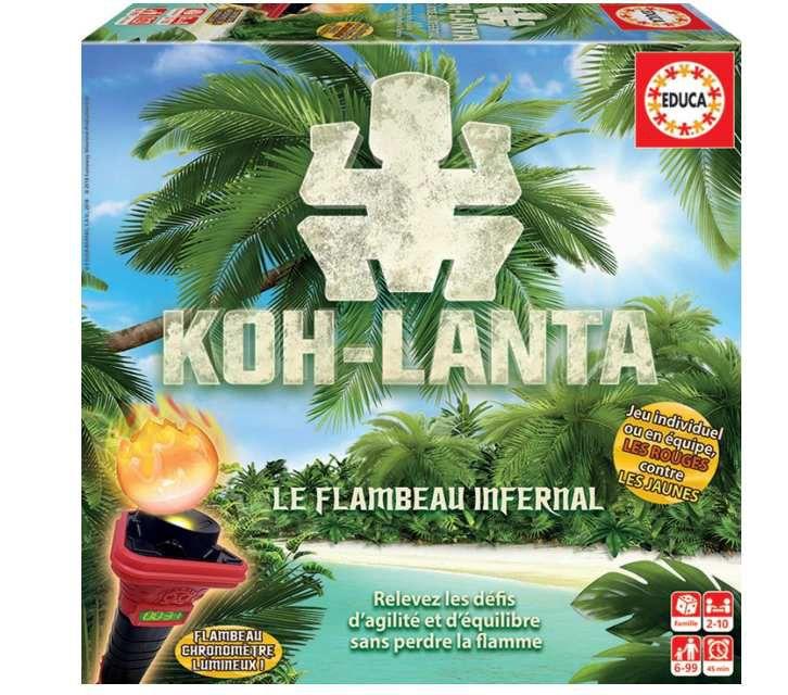 Kho-Lanta jeu