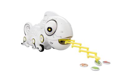 Robot chaméléon