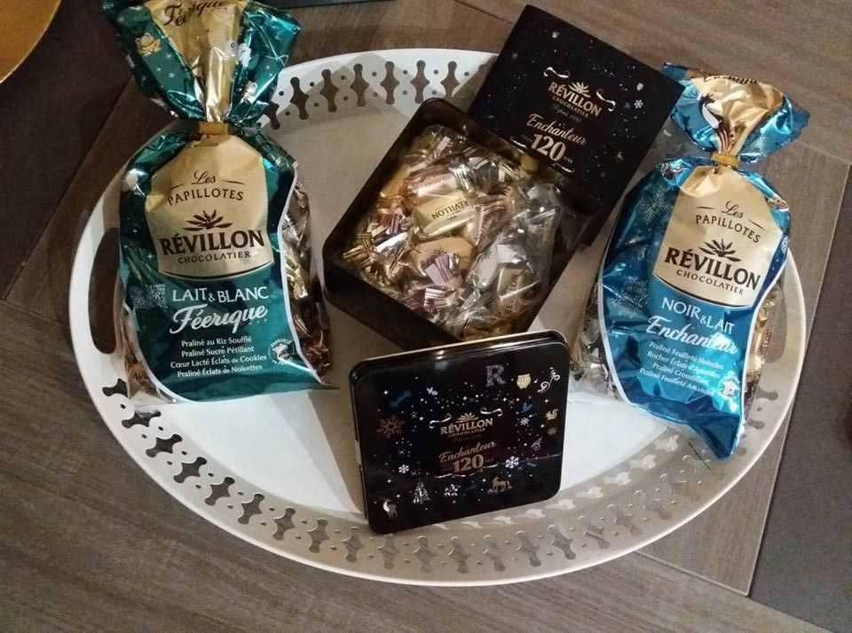 Chocolats Révillon Chocolatier