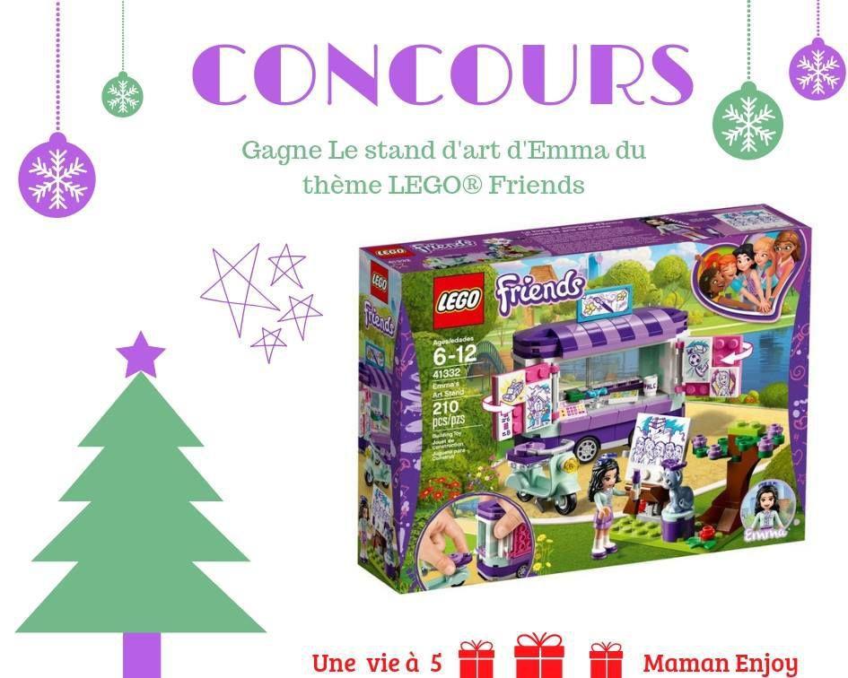 concours LEGO
