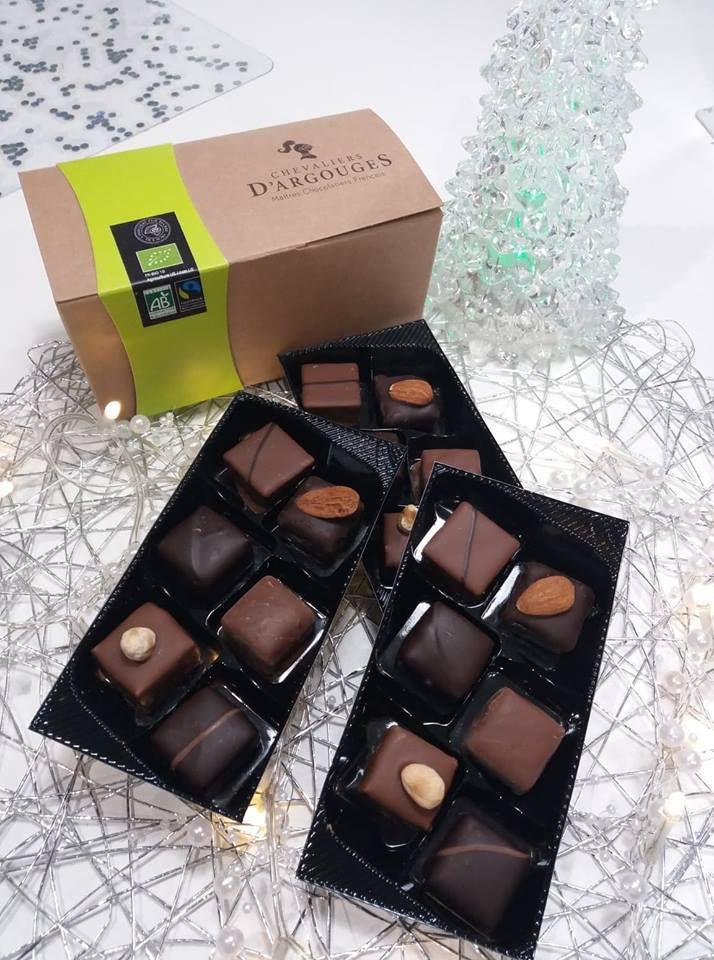 chocolat bio Noël