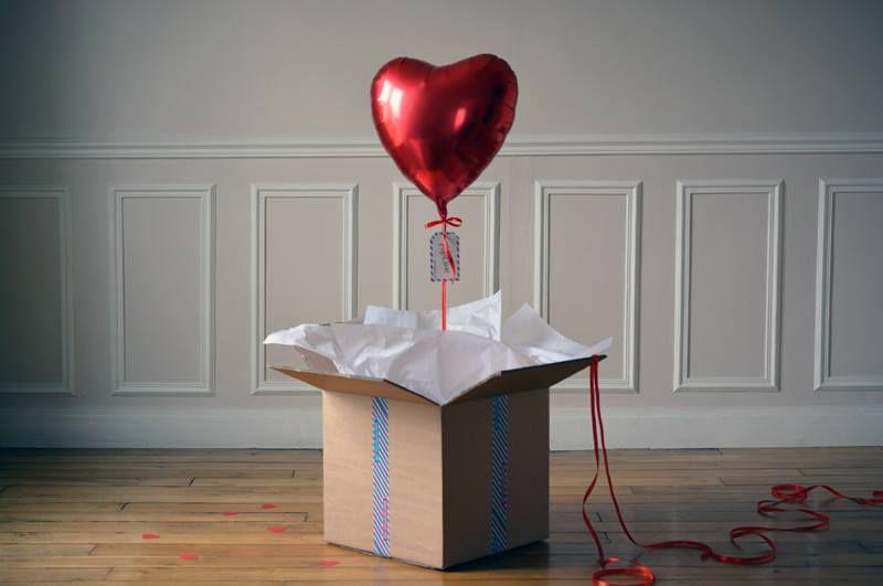 idée cadeau St Valentin