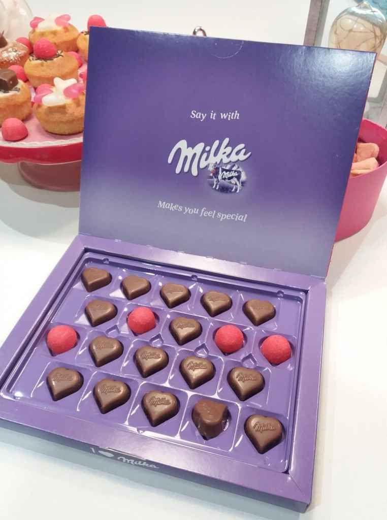 chocolat milka