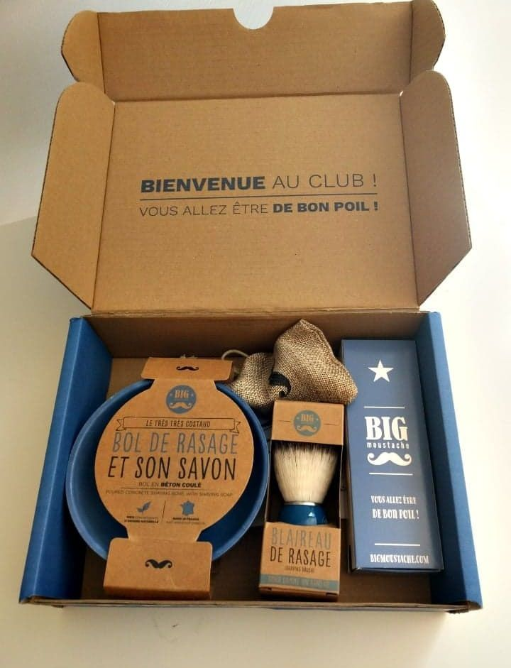 coffret Big Moustache