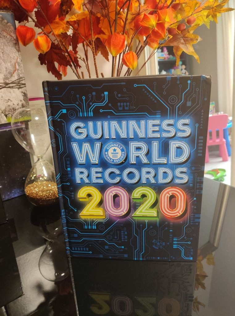 Guiness World Record 2020