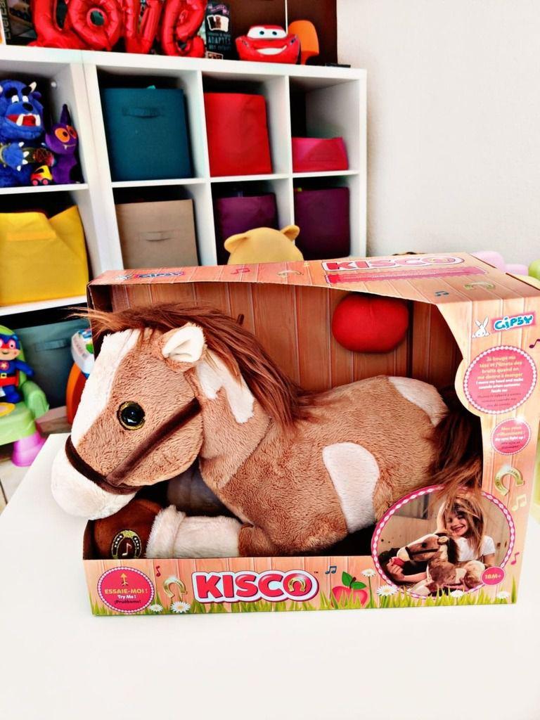 le cheval Kisco de Gibsy