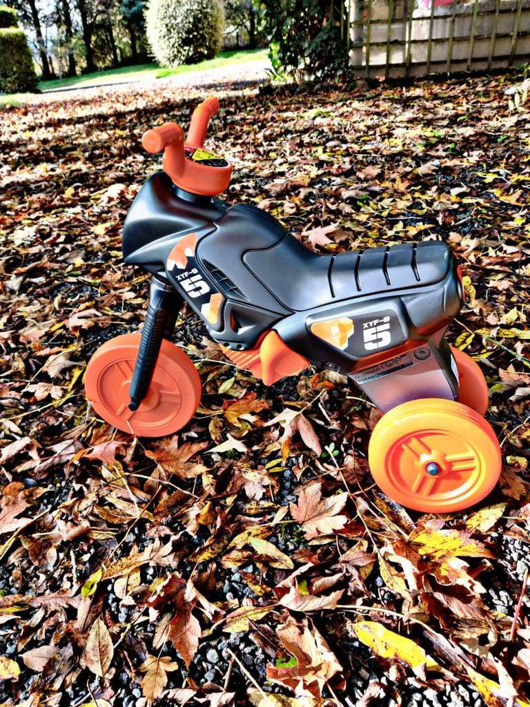 Arigomoto moto tricycle
