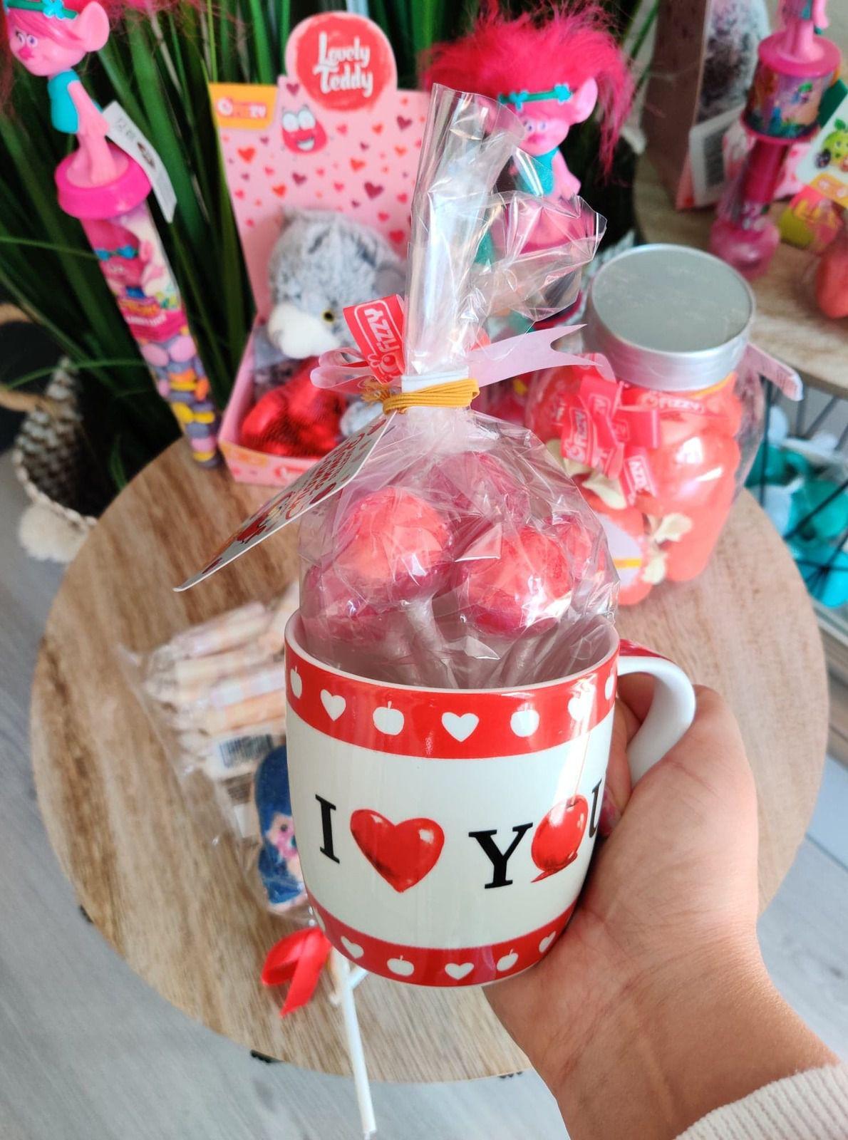 Mug Je t'aime st valentin