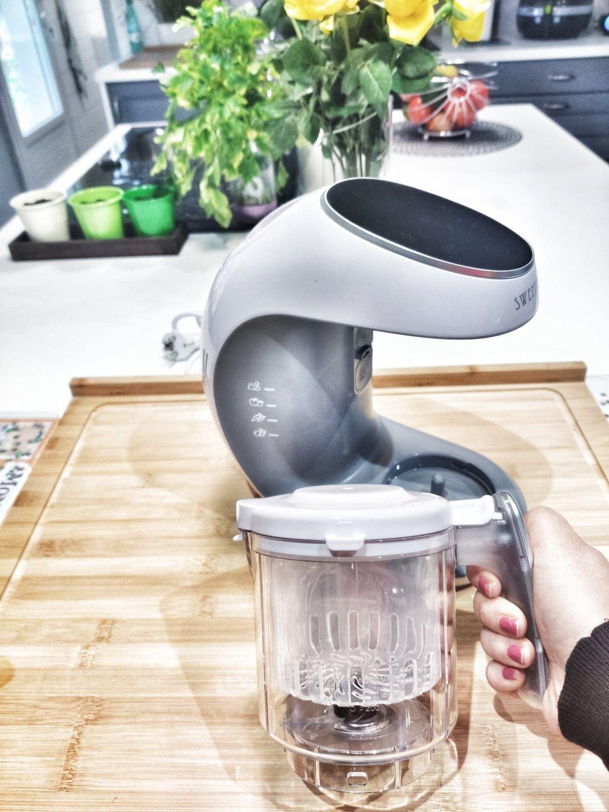 Robot multifonction 7 en 1  soupes et purées de bébé