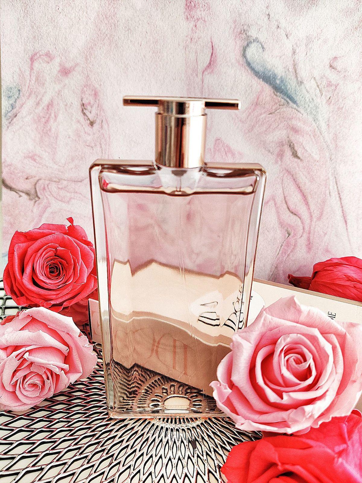 parfum idôle de Lancôme