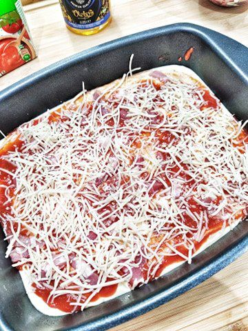 recette pizza liquide cake factory