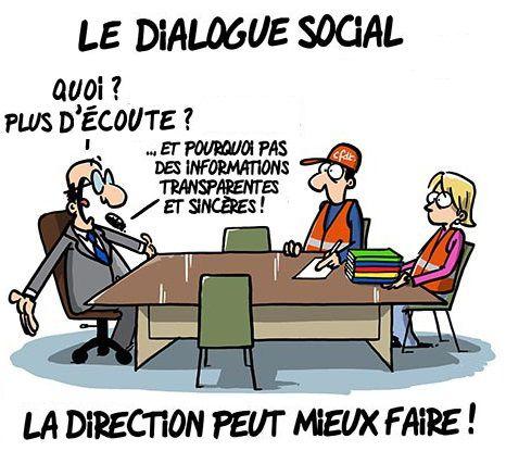 Déconfinement : avec ou sans dialogue social ?