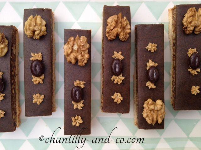 Délice de caramel aux noix ou St Siffrein