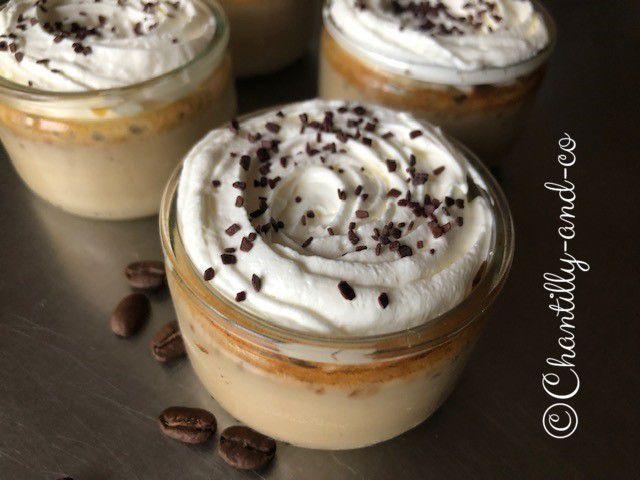 crèmes liégeoises au café