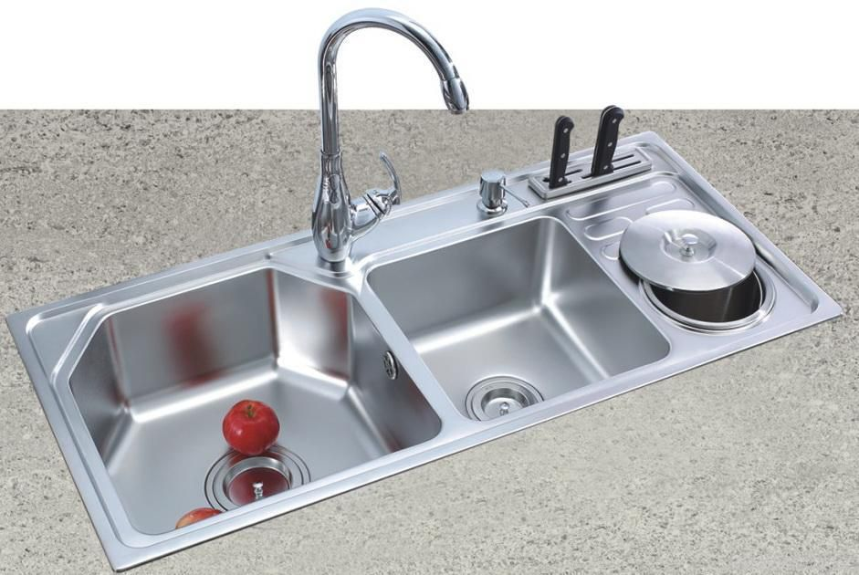 ss kitchen sink manufacturers india s leading stainless steel kitchen sinks lotus 5677