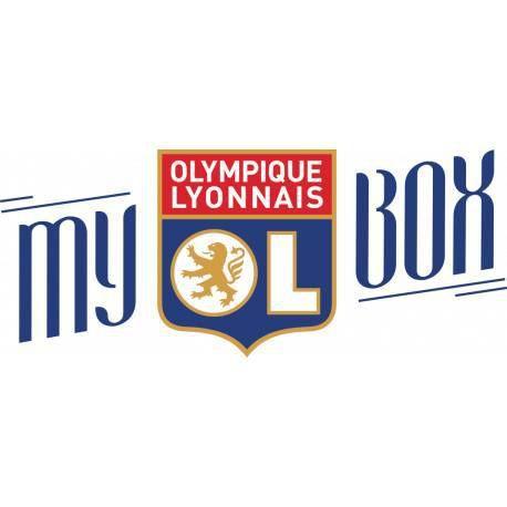 "MyOLbox de Février 2017 ""Box AMOUREUXDEL'OL"""