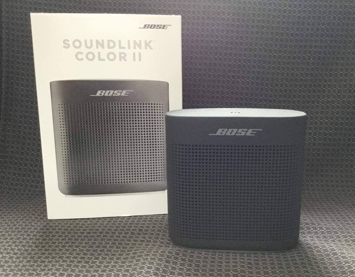 test avis de l 39 enceinte bluetooth sans fil bose. Black Bedroom Furniture Sets. Home Design Ideas