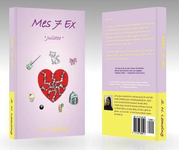 Mes 7 ex cover couverture