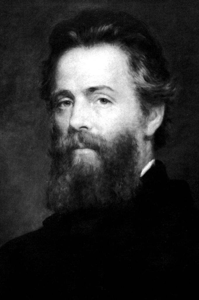 Hermann Melville (1819-1891) -écrivain (Bartleby le scribe)