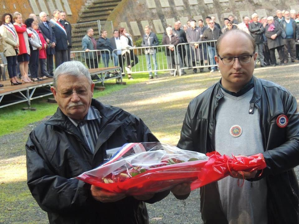 L'ARAC a commémoré les résistants du Pas-de-Calais fusillés à la Citadelle d'Arras