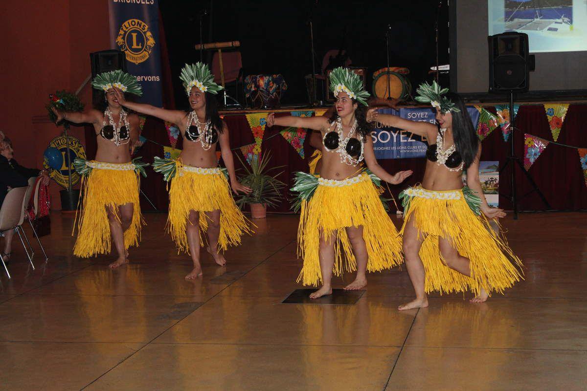 Ambiance Polynésie