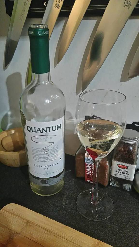 Quantum Chardonnay Thracian Valley Bulgarie 2015
