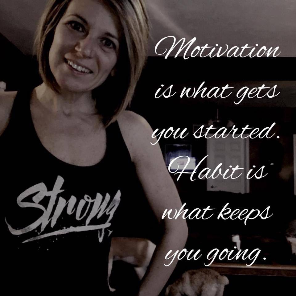 Motivation turns into Habit