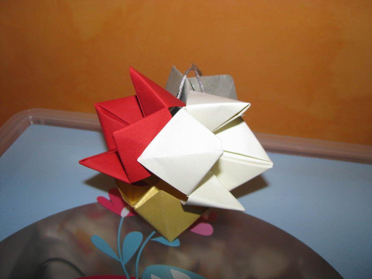 Cocotte aux couleurs de Noël