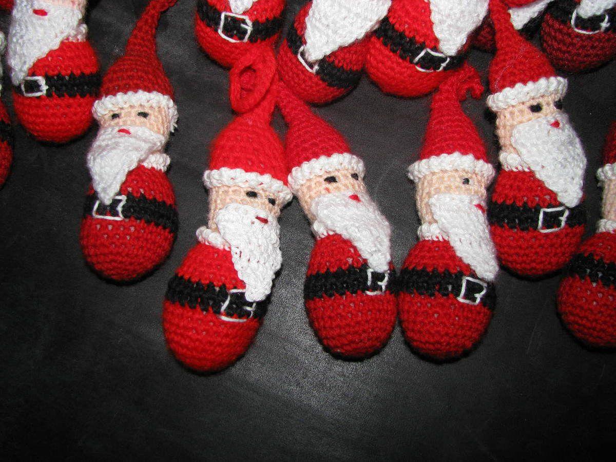 Les pères Noël bobulle