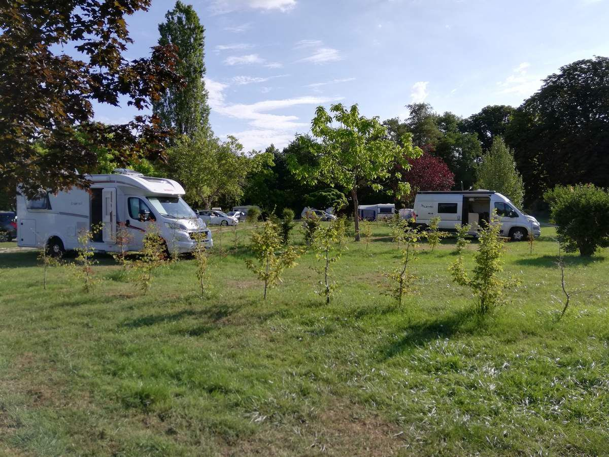 Camping et devinette