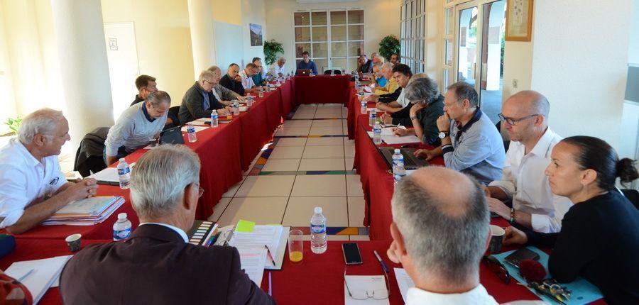 Compte rendu de la réunion du Syndicat Elargi du 29 septembre 2017