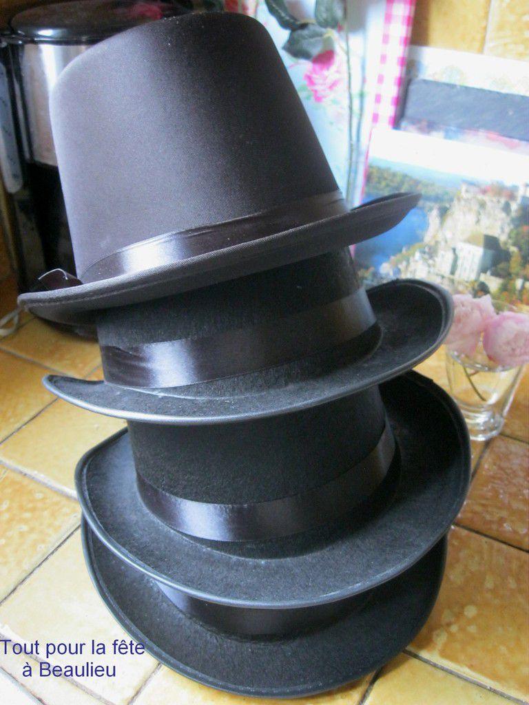 Chapeaux Steampunk  au  boulot  Eliane  !