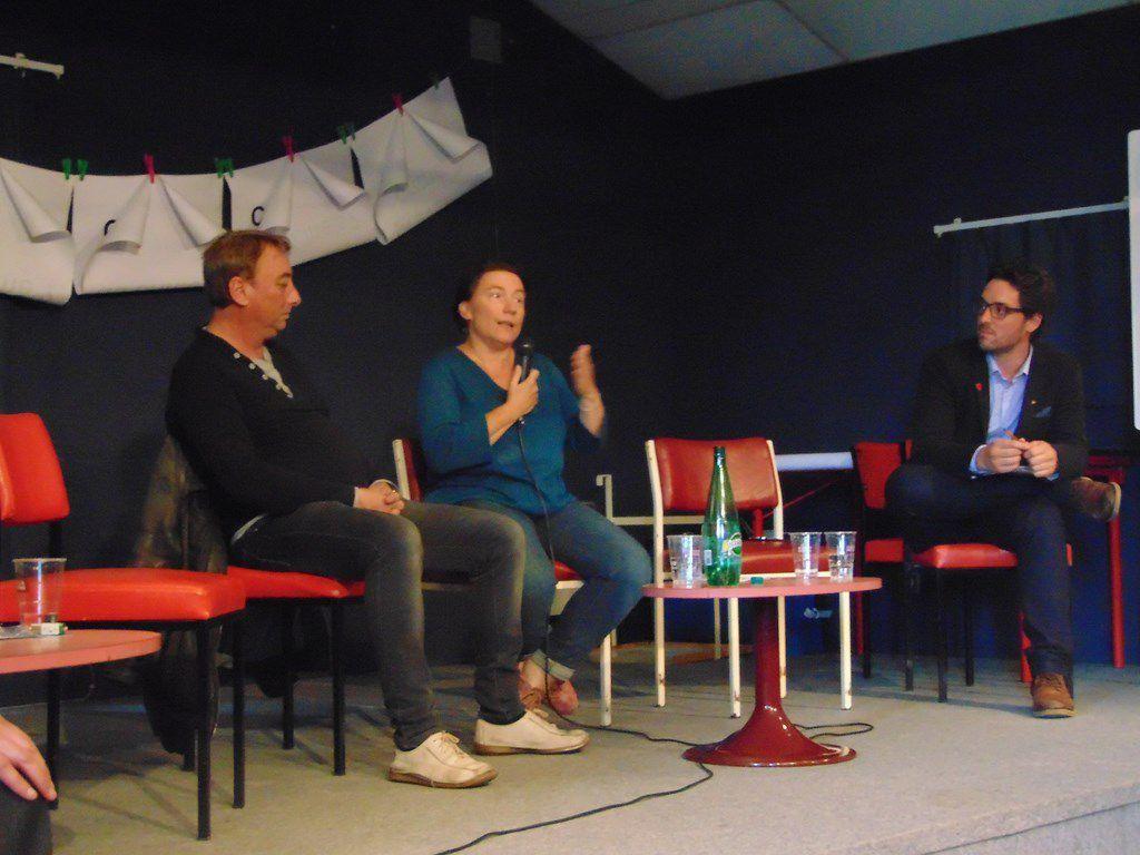 Belle réussite - une centaine de participants(es) - débats fort intéressants - Bravo Maud