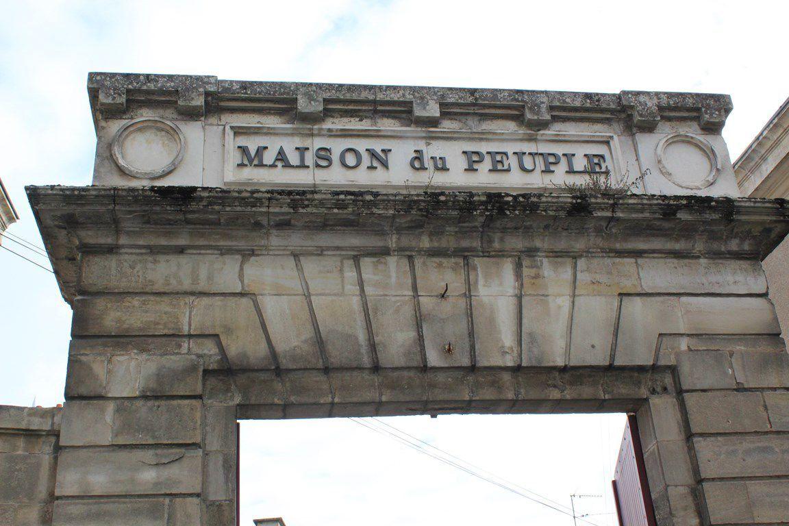 Bienvenue à mes nouveaux(velles) abonnés(es). Balade dans Poitiers -24 01 19-