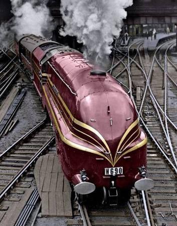 La locomotive vapeur en France